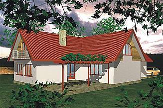 Projekt domu BR-018
