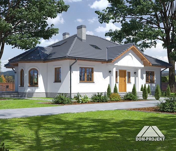 Projekt domu Zadębie