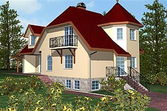 Projekt domu BR 030