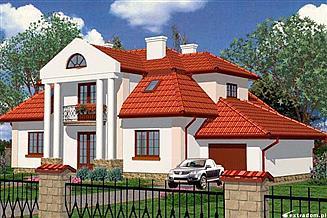 Projekt domu APS 022 + G