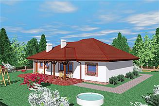 Projekt domu Kul