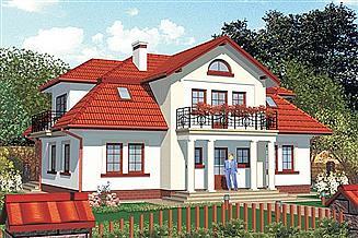 Projekt domu APS 106