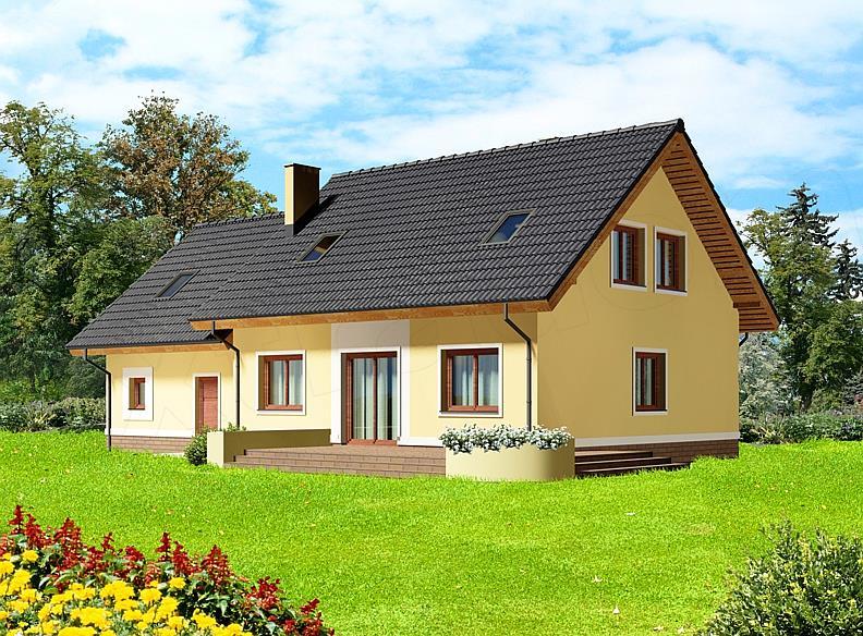 Projekt domu Bianka II