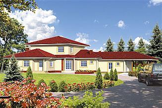 Projekt domu AR 134