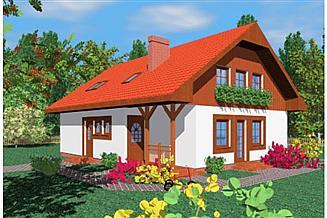 Projekt domu Rul