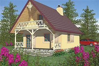 Projekt domu BR 171