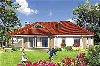 Projekt domu AR 159