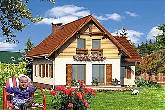 Projekt domu AR 117 L AD