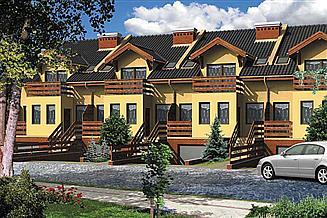Projekt domu AR 156