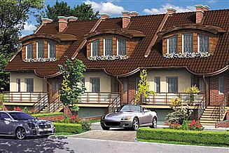 Projekt domu AR 158