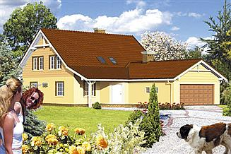 Projekt domu AR 141 AD2