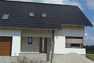 Dom W Idaredach Ver 2 Zdjecia Z Budowy Extradom