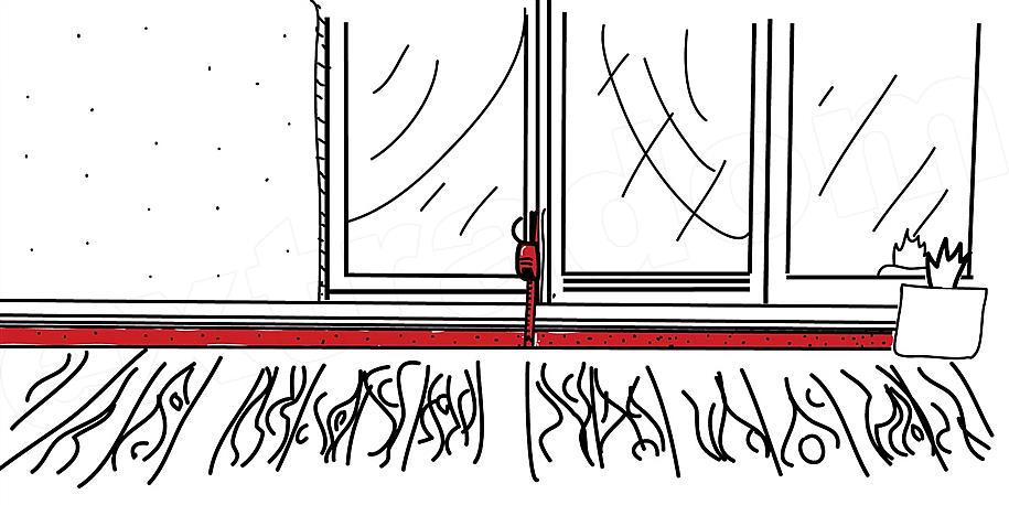 Izolacja Progów Tarasowych I Balkonowych Od Wewnątrz