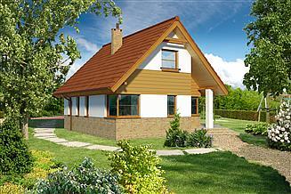 Projekt domu Arras LMP284