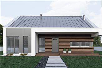 Projekt domu FX-3