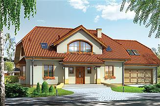 Projekt domu Fokus 2