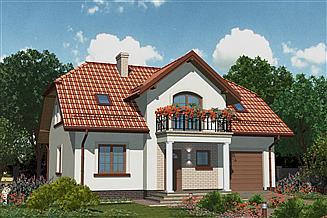 Projekt domu APS 187