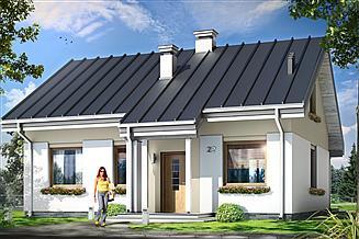 Projekt domu Kajtek