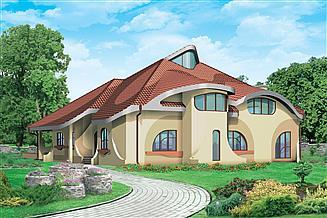 Projekt domu Alvaro