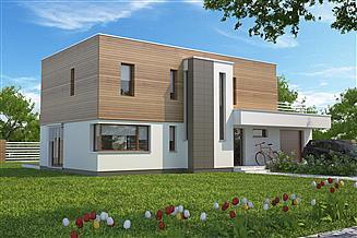 Projekt domu Santos II DCP308a