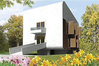 Projekt domu Box G2