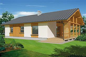 Projekt domu A022
