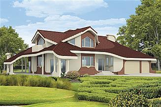 Projekt domu Kalcyt 3