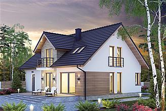 Projekt domu Heweliusz PS