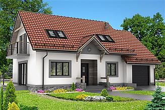 Projekt domu HG-E2G