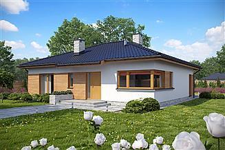 Projekt domu TK39