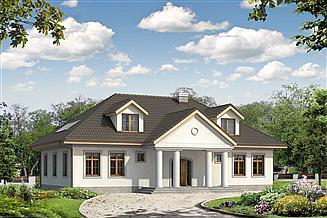 Projekt domu Tercja 5