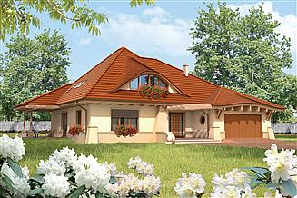 Projekt domu Petra G2