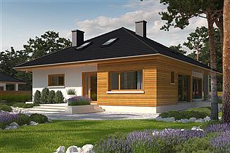 Projekt domu Liv 3