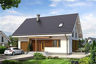 Projekt domu Anka 2