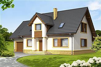 Projekt domu Marcello 2