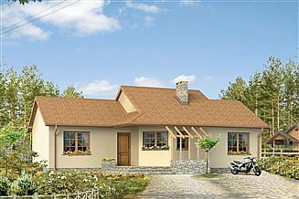 Projekt domu Szyper 8