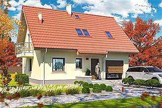 Projekt domu Pauza
