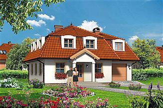 Projekt domu Szambelan