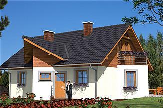 Projekt domu L-3 Dom tradycyjny