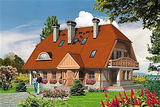 Projekt domu Dwa Michały