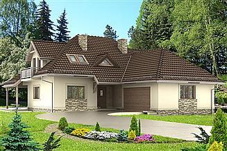 Projekt domu HG-I3