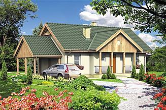Projekt domu WB-0058