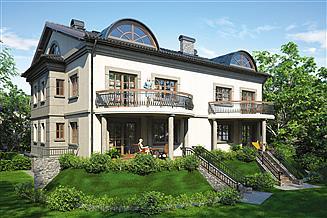 Projekt domu Quattro