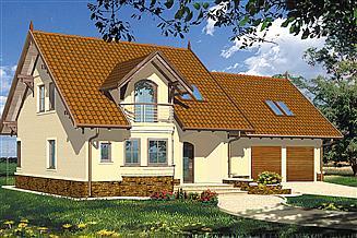 Projekt domu Diuna II