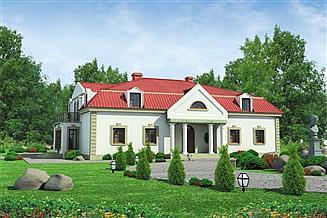 Projekt domu Virginia