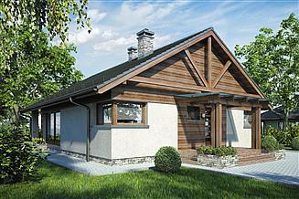 Projekt domu Pelikan VI