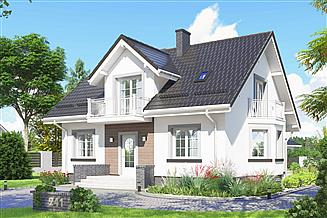 Projekt domu APS 241