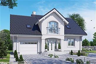 Projekt domu APS 246
