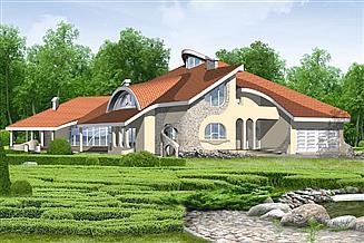 Projekt domu Aida