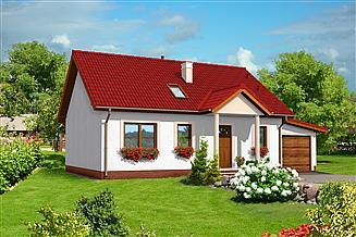 Projekt domu Tuluza V LMB31d